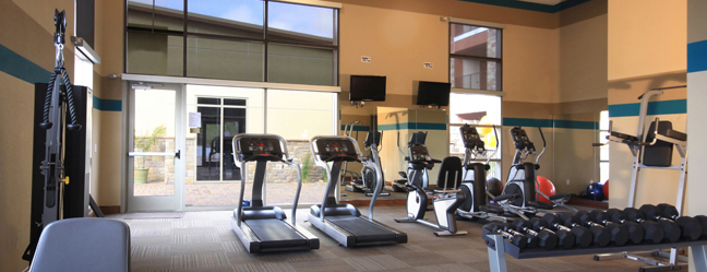 Health Club / Fitness Center Cleaning System - Vanguard Cleaning