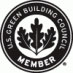 MEMBER - U.S. Green Building Council logo